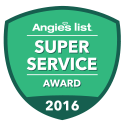 Award Winner at Angie's List